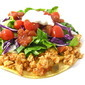 Skinny Chicken Tostadas in 20 Minutes