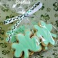 Shamrock Sugar Cookies and a {Giveaway}