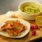 Guest Post: Guacamole and Pita Chips by Glorious Eats