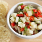 Crunchy Pear Salsa