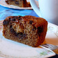 Gluten-Free Chocolate Chip Coffee Cake (Vegan, Refined Sugar-Free)