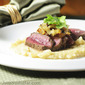 Balsamic Glazed Venison