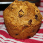 Jumbo Pumpkin Chocolate Chip Muffins