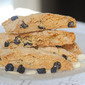 Blueberry Lemon Biscotti (gluten free)