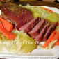 Recipe: Crock Pot Corned Beef and Cabbage