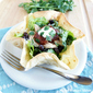 Baked Chicken Tostadas