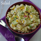 Green Apple Pasta Salad Recipe | Easy Pasta Recipes