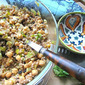 FOOD LOVE: Farro w/ Chickpeas, Currants & Leeks