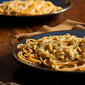 Big Fat Venetian Style Bigoli Pasta with Big Fat Onion-Anchovy Sauce
