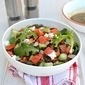 French Lentil Salad with Goat Cheese