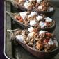 Get Stuffed! - Stuffed Baby Eggplants w/ Lamb Filling