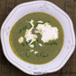 One Pot Wonder {Madhur Jaffrey's Spinach and Ginger Soup}