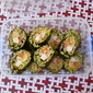 Brown Rice Kimbap/Korean Rice Roll