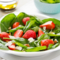 Spinach and Strawberry Salad – Simple and Special Recipe!