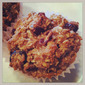 Vegan and Gluten Free Cranberry Oat Muffins