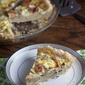 Prosciutto and Artichoke Quiche