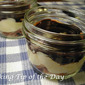 Recipe: Chocolate Eclair in a Jar