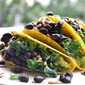 Break for Spring with Black Bean, Kale and Avocado Tacos