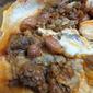 Bean and Beef Enchilada Bake