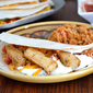 Roasted Pepper and Chicken Fajitas