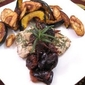Herby Chicken with Balsamic Figs and Shallots