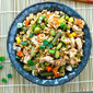 Back to Basics : Chicken Fried Rice