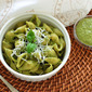 Back to Basics : Lighter Basil Pesto