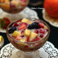 Fruit Salad with Custard Powder