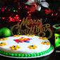 Marshmallow Fondant Cake