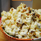 Thirty Minute Thursdays: Peppered Parmesan Popcorn (picked a peck of...oh, wait...)