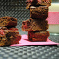 Need a Dessert Idea for Valentine's Day? Try Raspberry Fudge Brownies!