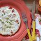 Tomato Mozzarella Egg White Omelet