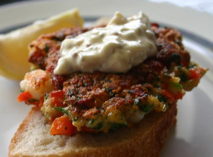 Shrimp Cakes Recipe by Mary - CookEatShare
