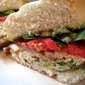Cornmeal Crusted Tilapia Sandwiches
