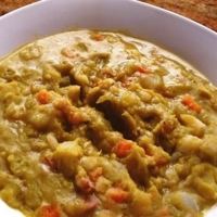 Image of Awesome Split Pea Soup Recipe, Cook Eat Share