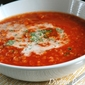 Soothing Red Lentil and Tomato Soup