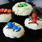 Halloween Pumpkin M&M Cupcakes and Cookbook GIVEAWAY