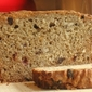 Perfectly Paired . . .Pear Bread with Dried Cherries and Ginger . . .
