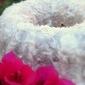 Malibu&reg Rum Coconut Cake