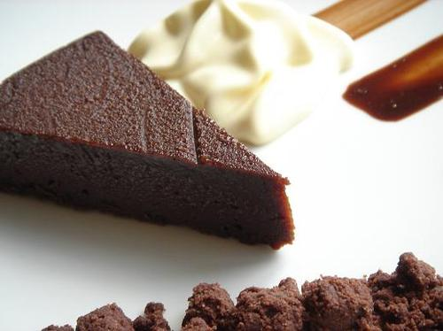 mon gateau au chocolat recipe by ali cookeatshare