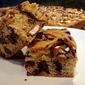 Chocolate Chip and Pretzel Cookie Bars
