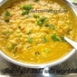 Full meal idea: Subzi dal and Kasoori gobi