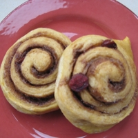 Image of Sweet Potato/yam Cinnamon Rolls Recipe, Cook Eat Share
