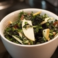 Massaged Kale Salad Recipe with Apple and Dates