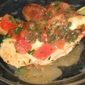 Chicken Piccata with Tomatoes