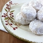 Louisiana Pecan & Butterscotch Ball Cookies Recipe