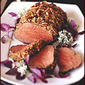 Pecan-Crusted Beef Tenderloin with Juniper Jus