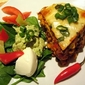 Easy Mexican Lasagne