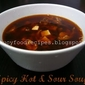 Spicy Hot & Sour Soup