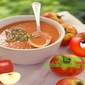 HEALTHY TOMATO APPLE SOUP